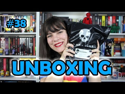 Unboxing DarkSide Books #38