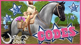 Star Stable Star Coins Code & 7 Day Free Star Rider
