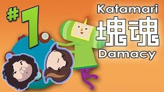 Katamari Damacy: I See the Cosmos - PART 1 - Game Grumps