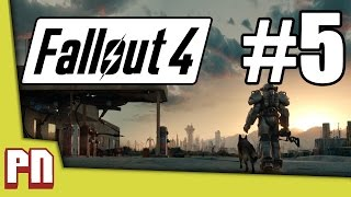 PessimisticNic Plays : Fallout 4 - Episode 5