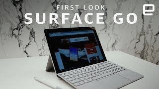 Microsoft Surface Go First Look
