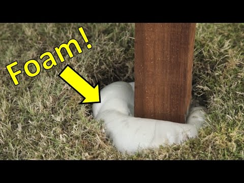 No Concrete Fence Post Install Free Video Search Site
