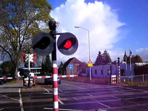 Spoorwegovergang Boxmeer