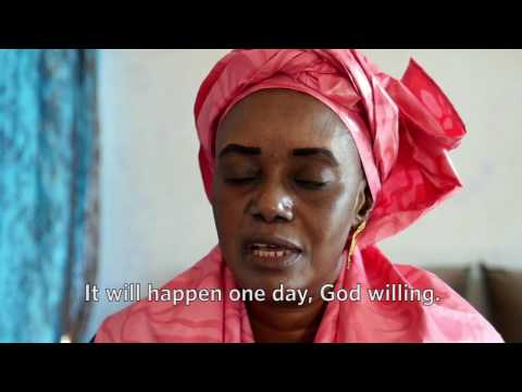With your help we can #EndFGM - Join Sedi the midwife