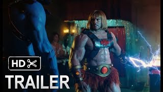 """He-Man Movie Trailer Teaser  - 2019 HD"""" Masters of the universe""""  EXCLUSIVE (FAN MADE)"""