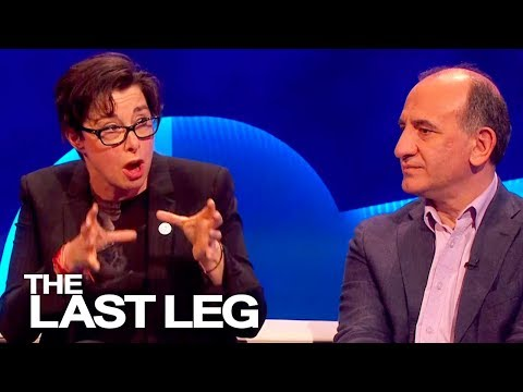 Sue Perkins Delivers Superb Rant About Harvey Weinstein - The Last Leg