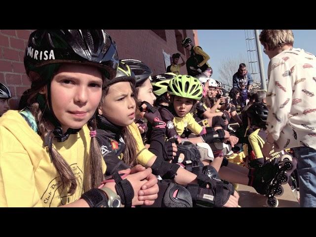 Campeonato CyL Patinaje Velocidad Pista 2019
