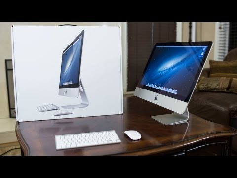 New Apple iMac (2013) 21.5
