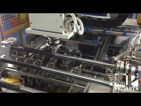 Automatic Steering Rack Straightening Machine