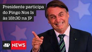 Bolsonaro ataca imprensa e promete explicar gastos do governo com alimentos