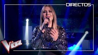 María Espinosa Canta 'Me Cuesta Tanto Olvidarte' | Directos | La Voz Antena 3 2019