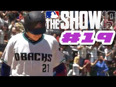 MLB The Show 19 PS4 Road To The Show - NOT MY DAY