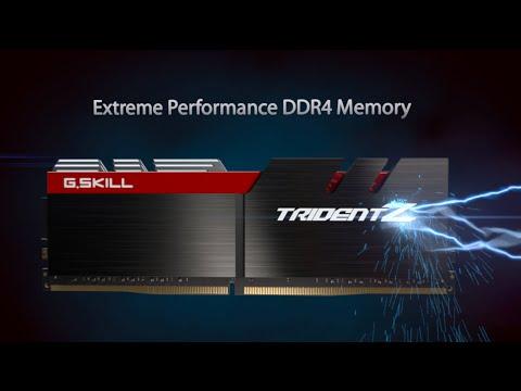 G.Skill Tridente Z (2x, 8GB, DDR4-3200, DIMM 288)