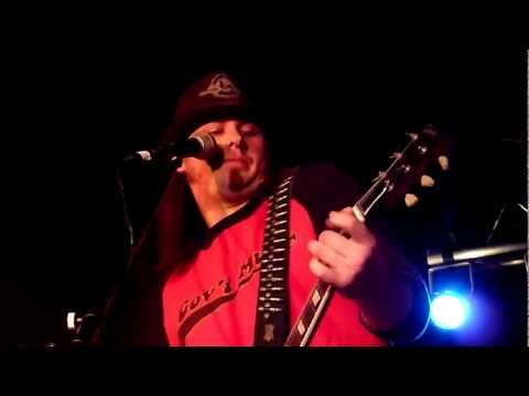 """Scotty Bratcher Band Playing """" Cortez The Killer """"  February 18 , 2012 , A+R Bar , Columbus Ohio"""