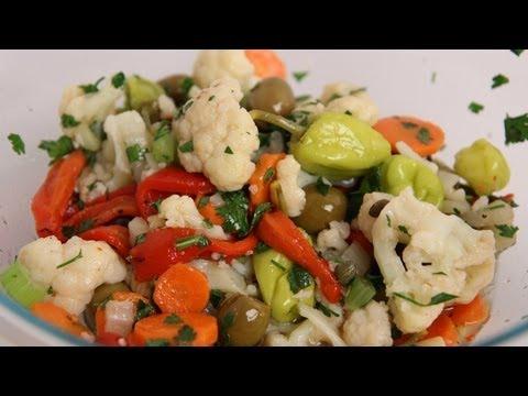 Insalata di Rinforzo Recipe – Laura Vitale – Laura in the Kitchen Episode 493