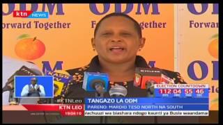 KTN Leo taarifa kamili Sehemu ya Kwanza: Naibu Rais asutwa - 17/4/2017