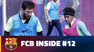 The week at FC Barcelona #12