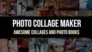 ✨ Best Collage Making Software for PC: Design Collages, Invitations, Holiday Cards and Photo Books!
