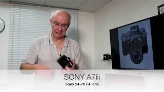 fuji xt3 vs sony a7iii autofocus - Kênh video giải trí dành