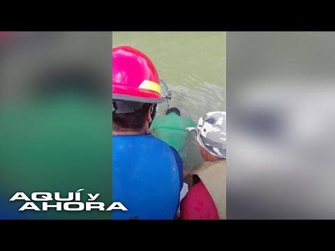 Rescatistas advierten significativo aumento de migrantes ahogados en el río