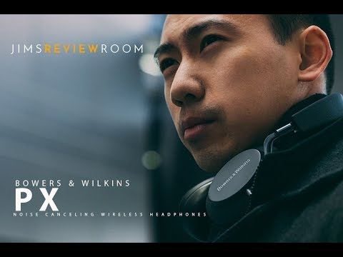 Bowers & Wilkins PX – Active Noise Cancelling Headphones – REVIEW