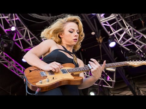 Talking About The Blues With Samantha Fish