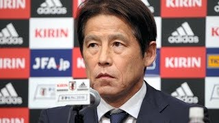 ノーカットサッカー日本代表ワールドカップのメンバーを発表
