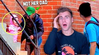 """""""Have You Seen My Dad?"""" Social Experiment Reaction"""