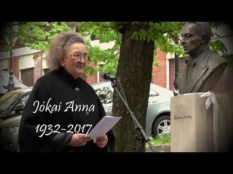 Jókai Annára emlékezik a Budavári Önkormányzat - video preview image