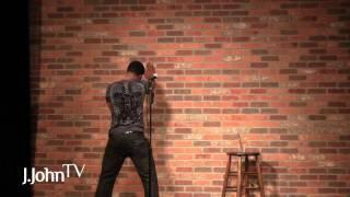 Michael Blackson Comedy Show (J.John TV)