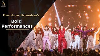 Watch Mim, Momo, Mehazabien Perform Together On Stage | Grand Finale | Lux Super Star