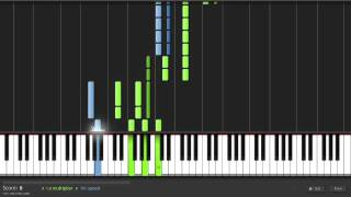 How to Play Heaven Forbid by the Fray on Piano