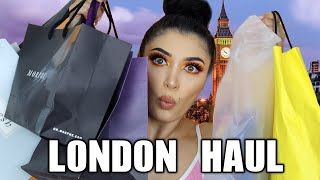 LONDON HAUL 2019 💸😍 MelissaTani