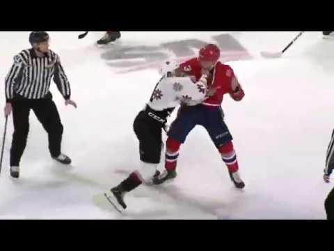 Alex Kannok Leipert vs. Matt Leduc