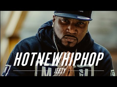Jeezy BTS: HNHH Digital Cover Shoot
