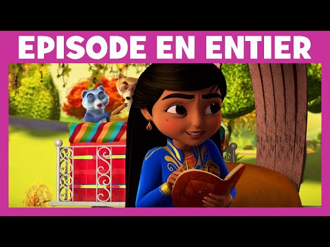 Mira, Détective Royale - Moment magique : Mystère au spectacle de marionnettes.