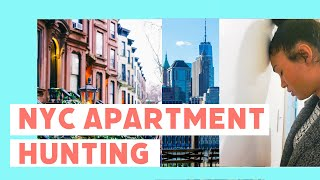 NYC AFFORDABLE APARTMENT HUNT 2021 | Finding a Cheap Apartment in Brooklyn (7 apts pricing included)