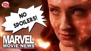 Marvel Movie News: Dark Phoenix Spoiler-Free Review + Keanu Reeves Joining the MCU