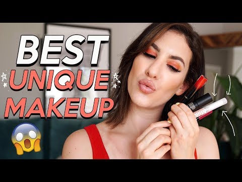 UNIQUE MAKEUP PRODUCTS YOU NEED TO KNOW ABOUT! | Jamie Paige