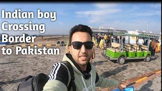 Indian Boy Crossing Border To #Pakistan II #Kartarpur Corridor II Kartarpur Sahib II Vlog