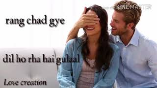 Arijit Singh New song ❤ Junooni   whatsapp lyrics video song HD