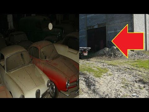 Some Guy Noticed This Abandoned Warehouse  He Never Expected This To Be Inside  UNREAL