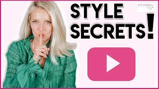 Style Secrets to Help You Look Better Everyday!!