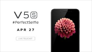 VivoV5s India launch is live now Come discover what we've prepared for our Indian fans