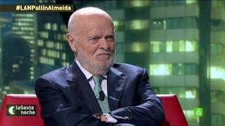 """José Antonio Martín Pallín: """"Es un disparate que haya jueces que llevan varios casos de corrupción"""""""