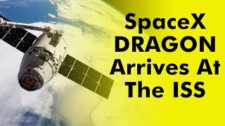 SpaceX Dragon Rendezvous With The ISS (16 minutes of beautiful video!)