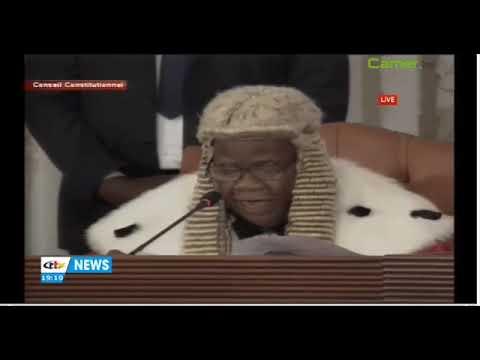 La requête de Maurice Kamto est rejetée comme non justifiée