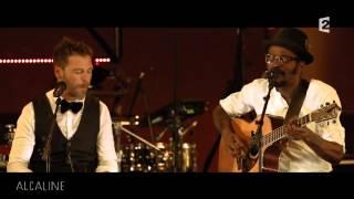 """Alcaline, le Concert : Christophe Maé et Tété - """"A la faveur de l'automne"""""""