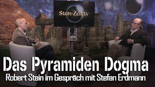 Das Pyramiden-Dogma – Stefan Erdmann bei SteinZeit