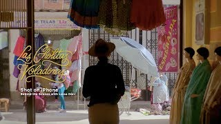 Shot on iPhone XS — The Making of Las Cholitas Voladoras — Apple